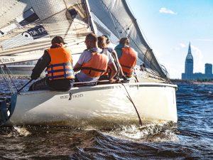 Мастер-класс на парусной яхте Sportyachts