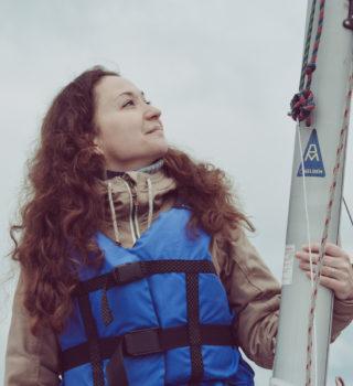 Регата «В яхте только девушки»  20 июля