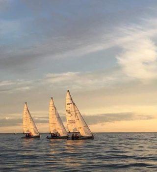 29 сентября регата «Закрытие яхтенного сезона в Санкт-Петербурге»