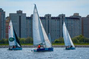 Курс управления парусным судном в школе Sportyachts
