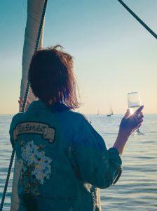 Прогулка на яхте СПб