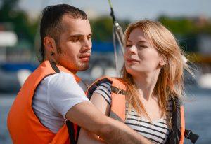 Романтические прогулки на яхте