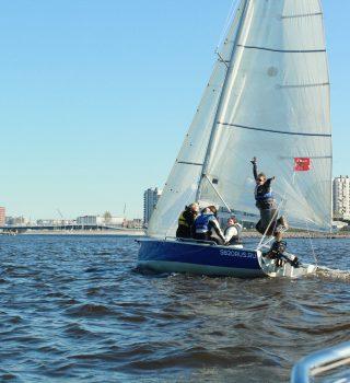 sportyachts регаты, прогулки на яхте