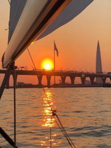 sportyachts sunset race