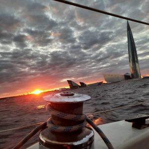 Прогулки на яхте в Санкт-Петербурге