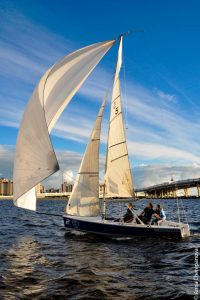 Обучение основам яхтинга