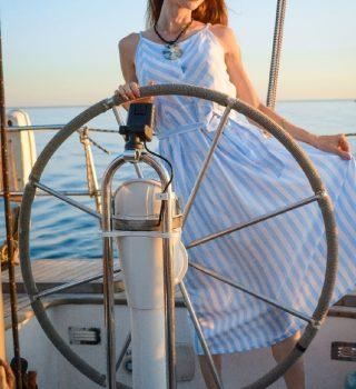 Прогулки на яхте в спб