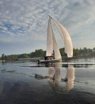 18 июля — День новичка на парусной яхте